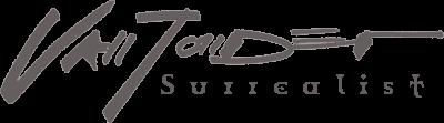 Pieter van Tonder Surrealist Logo